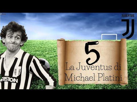 "5. La storia della Juventus - La Juventus ""de le Roi"" Michel Platini"