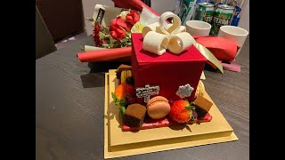 Korea hotel style cake for Chr…