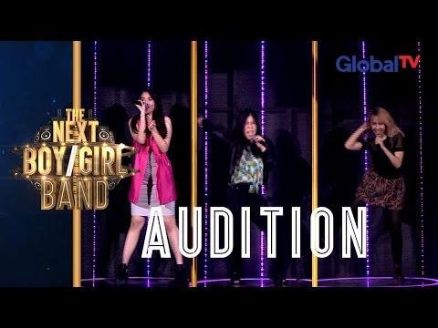 Lipsync Battle 'Little Mix' (Hair) I The Next Boy/Girl Band GlobalTV