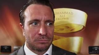 'THIS IS A DANGEROUS FIGHT FOR BOTH' - KALLE SAUERLAND ON MEGA FIGHT - GEORGE GROVES v CHRIS EUBANK