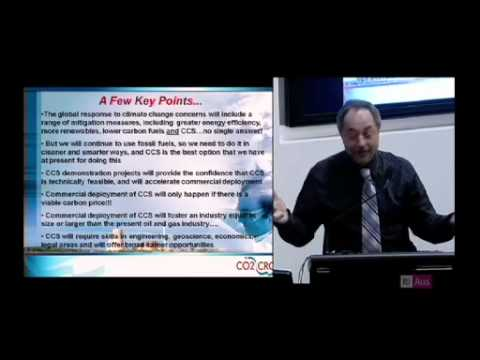 Thinking critically about sustainable energy: Our fossil fuel future - John Kaldi