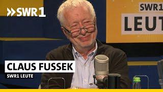 Prangert gravierende Missstände in der Altenpflege an   Claus Fussek   Sozialpädagoge   SWR1 Leute