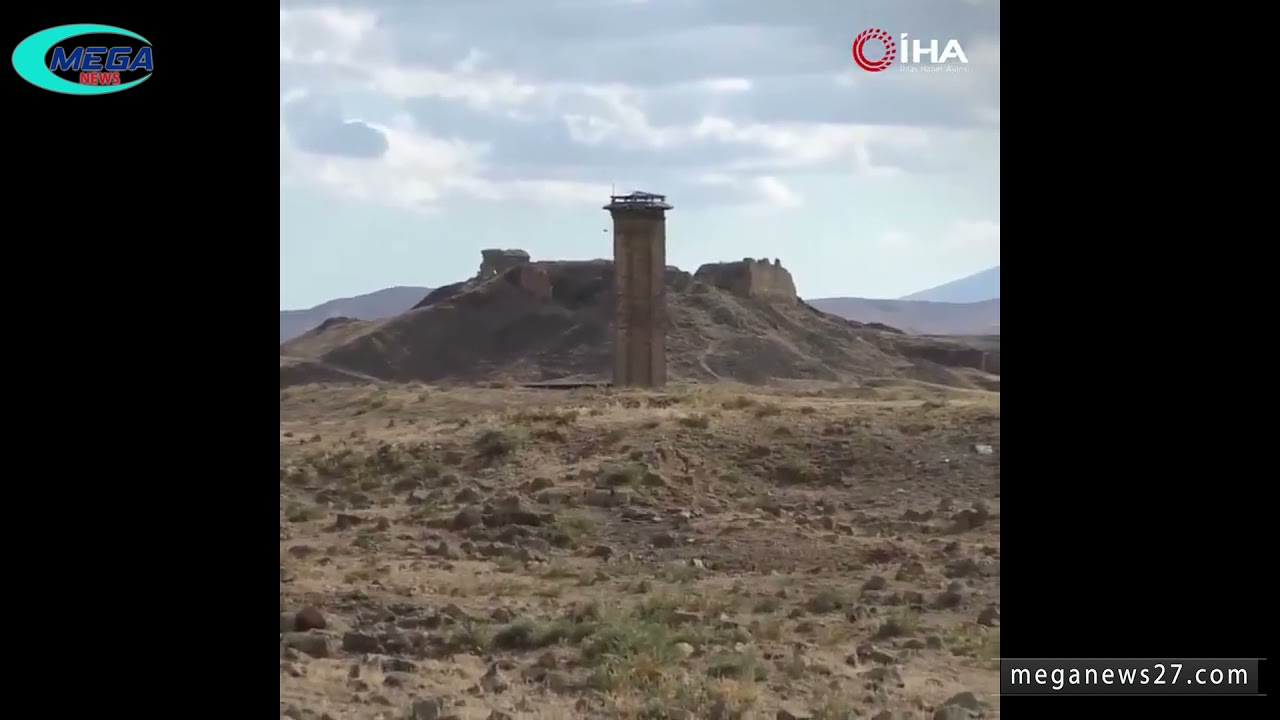 ارتفاع صوت الأذان من أول جامع في منطقة الأناضول في تركيا