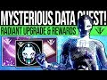 Destiny 2 MYSTERIOUS DATAPAD QUEST How To Get Radiance Mods Riddle Solved Secret Cutscene mp3