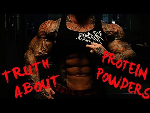 100% TRUTH ABOUT PROTEIN POWDERS - POST WORKOUT SHAKES
