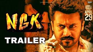 NGK Official Trailer - Expectation | NGK Fire | Suriya, Selvaraghavan | Sai Pallavi | Yuvan