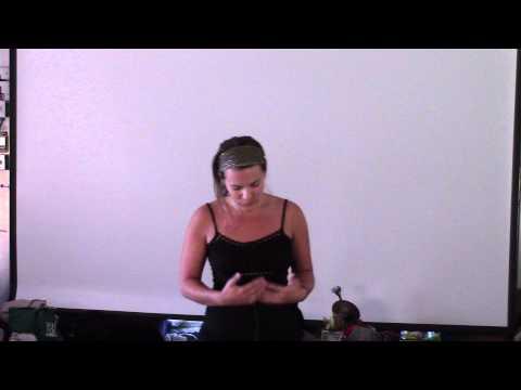 Jessica Garfield-Kabbara- Rekindling a Cosmic Love Affair b/w Spirit and Matter (1-2)