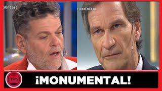 El doctor Conrado Estol le cerró bien cerrada la bocota al anti cuarentena Alfredo Casero YouTube Videos