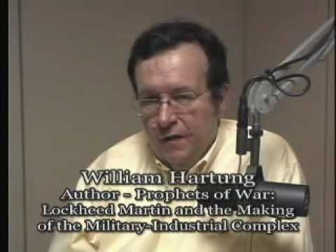 TalkingStickTV - William Hartung - Prophets of War