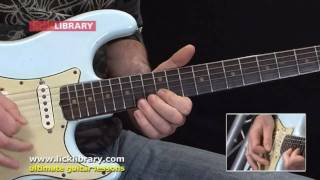 Learn To Play Rory Gallagher - Guitar Lessons With Michael Casswell Licklibrary