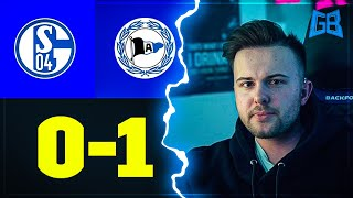GamerBrother REALTALK über SCHALKE - BIELEFELD 😡😪| GamerBrother Stream Highlights