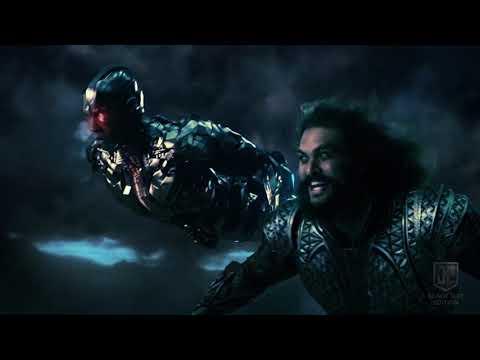Justice League: Black Suit Edition (fan edit) - Race to the Tower clip