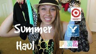 Huge Summer Haul ❁ Jane, Gordman's, Target & More! Thumbnail