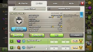 TH11 TITAN PUSH+ CLAN GIFT | clash of clans | gaming with pramit live stream