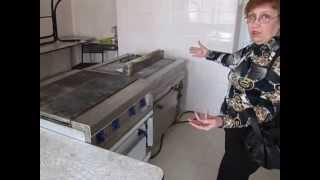видео Вентиляция столовой, горячих цехов предприятий общественного питания