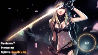 Nightcore - Bring Me To Life