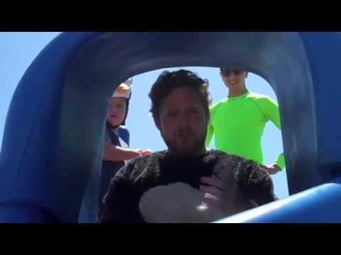 AJ Buckley's ALS Ice Bucket Challenge DONATE!