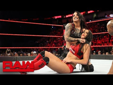 Nikki Bella gets payback against Ruby Riott: Raw, Sept. 10, 2018