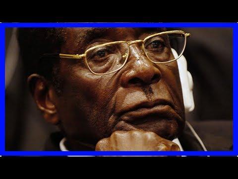 """News""World health organization names anti-gay zimbabwe leader robert mugabe as 'goodwill ambassado"