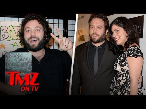 Actor Dan Fogler's Wife Is A Life Coach For Actors | TMZ TV