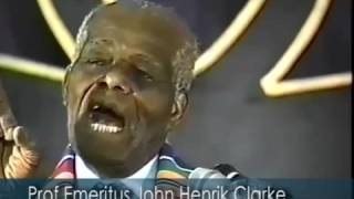 Prof Emeritus John Henrik Clarke - African World Revolution - Africans at the Crossroads