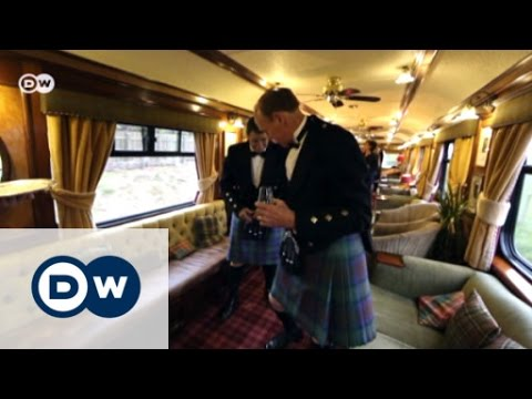 All aboard the Royal Scotsman! | Euromaxx