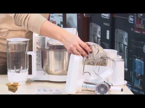 TEST.TV: Кухонные комбайны с мясорубкой. Насколько они удобны?