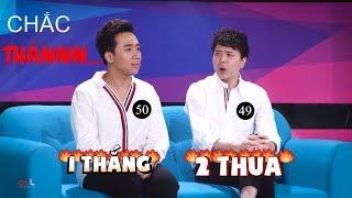 """Trấn Thành - Trịnh Thăng Bình: Đôi bạn thân """"49 gặp 50"""""""