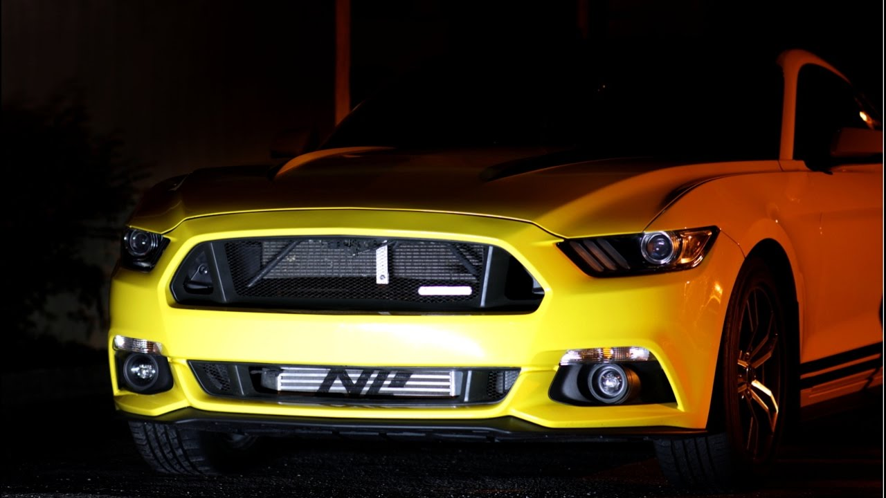 Levels Performance 2015+ Ford Mustang Ecoboost Intercooler