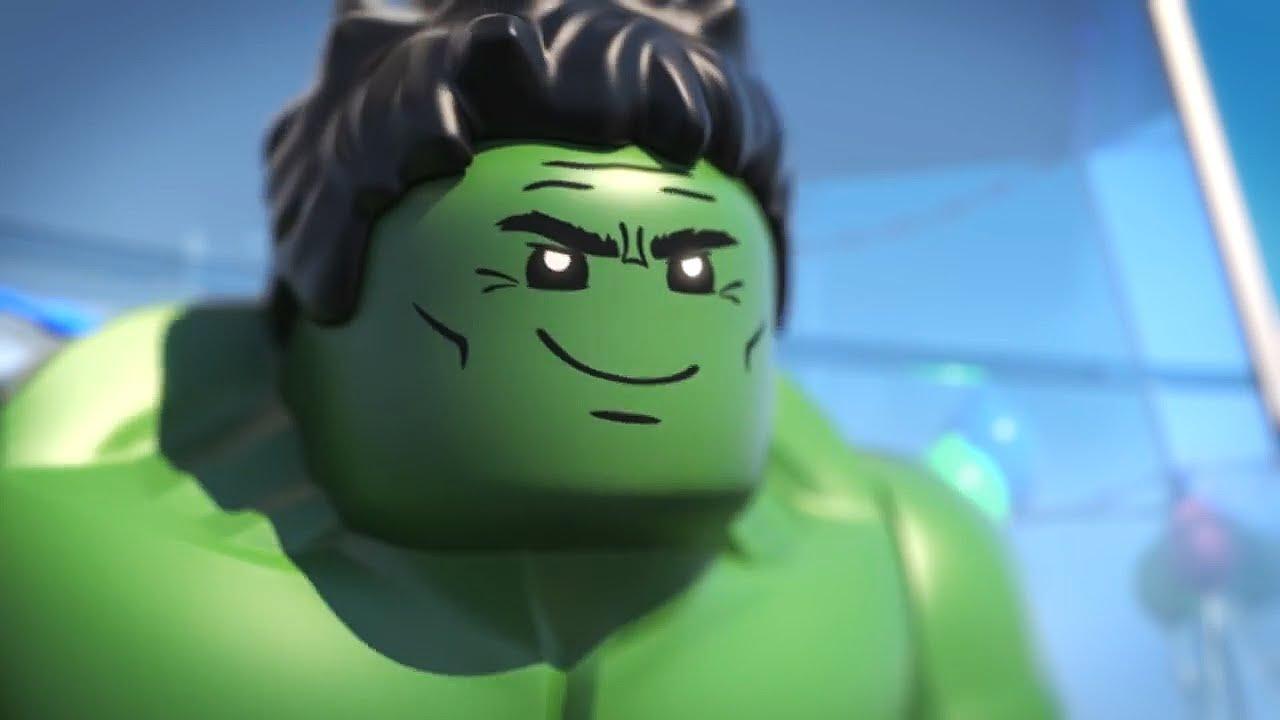 Мстители 4 Twitter: LEGO Marvel Новые Мстители