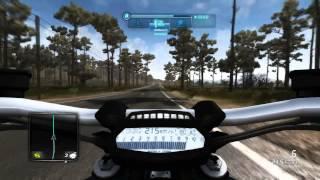 Let's Play #2 Test Drive Unlimited 2 (TDU2) Bike DLC (German/deutsch)