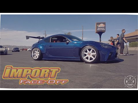 IMPORT FACE OFF AZ 2019 | REV//Media | HD