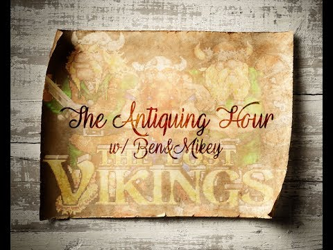 The Lost Vikings (1992) - The Antiquing Hour w/ Ben & Mikey