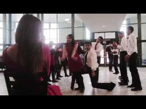 FLASH MOB PROPOSAL - University at Buffalo 2015