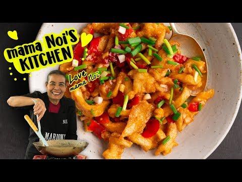 Thai 3-flavoured Chicken - Marion's Kitchen