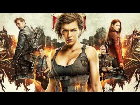 Soundtrack Resident Evil: The Final...