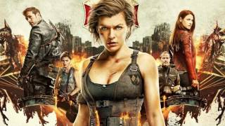 Soundtrack Resident Evil: The Final Chapter (Theme Song Epic) - Trailer Music Resident Evil 6