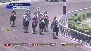 Vidéo de la course PMU PREMIO JANSENIO