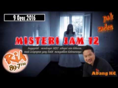 Misteri Jam 12 (MJ12) - 9 OGOS 2016
