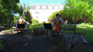 Video - Music Student Creates Self-Duet
