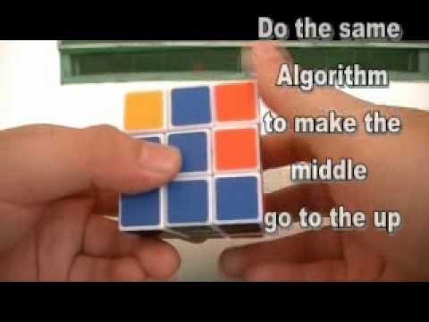 How to solve a Rubik's Cube - Part 2.mp4