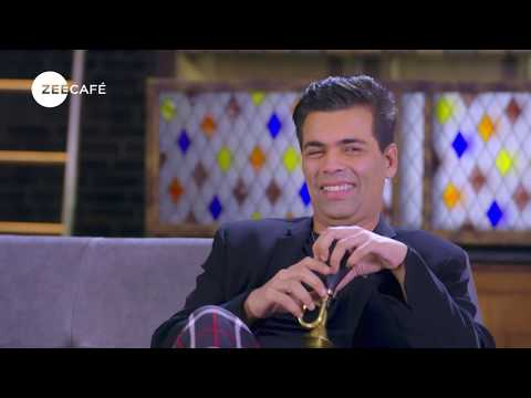 Café Shots | Buzzkill with Karan Johar | Not Just Supper Stars