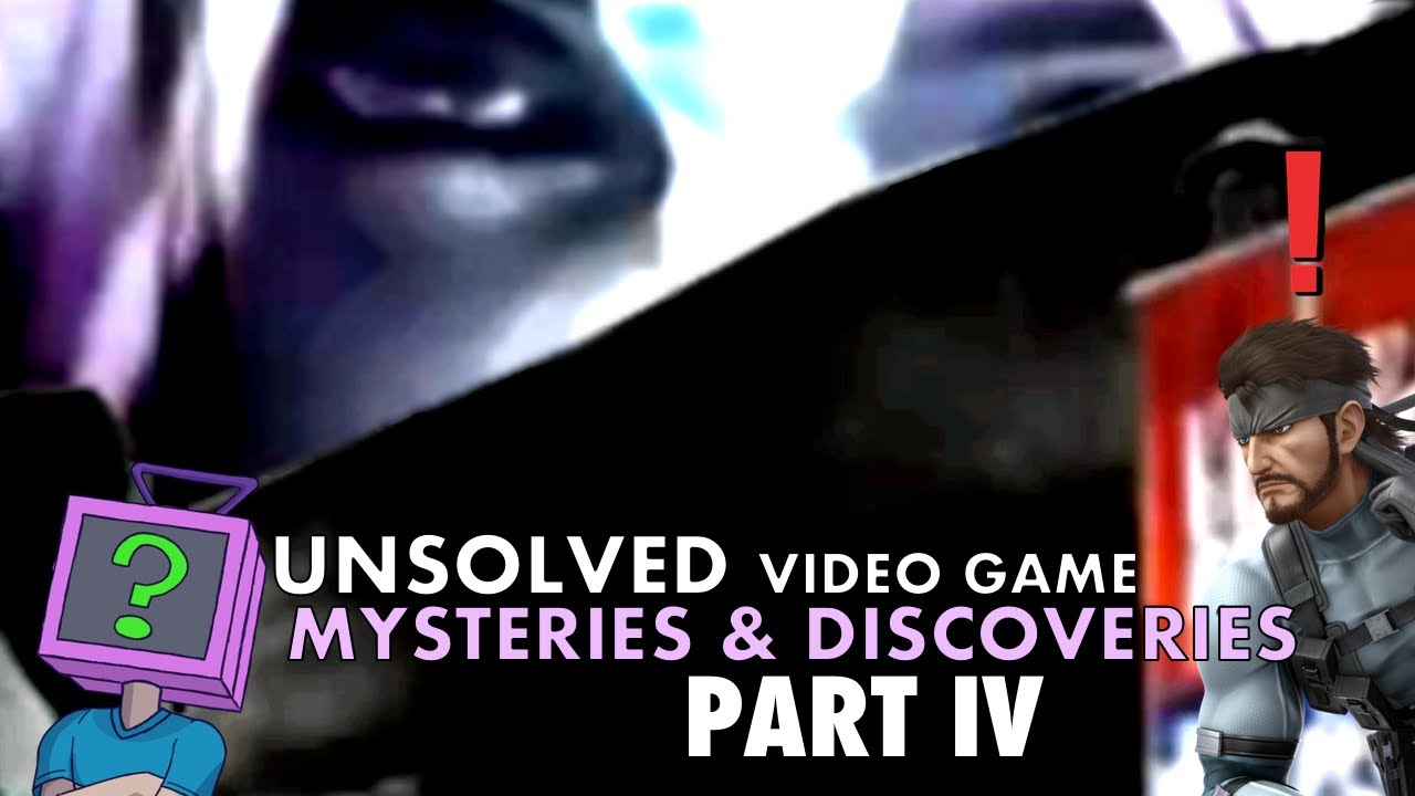 10 Strangest Unsolved Video Game Discoveries - Part IV