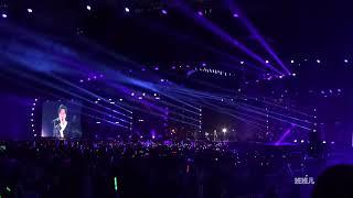 【fancam】【5.1 channels】Dimash Kudaibergen Димаш Құдайберген 迪玛希 20190629 Nur Sultan Olimpico