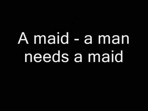 Neil Young - A Man Needs a Maid (Lyrics)