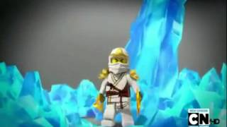Ninjago intro with Kickin it opening music