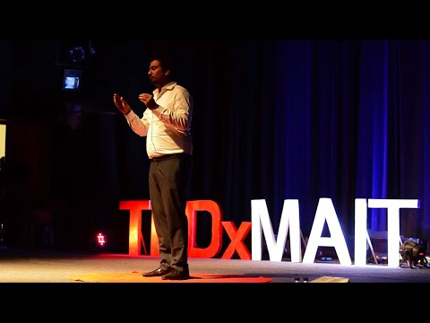 Journey to alleviating Urban Poverty | Subhrajeet Gautam | TEDxMAIT