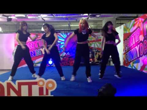 2016-04-10-(2) Selena cover 4minute @ Pantip Plaza Ngamwongwan