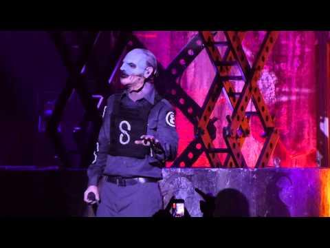 """""""The Devil in I"""" Slipknot@Susquehanna Bank Center Camden, NJ 12/3/14 Prepare for Hell Tour"""