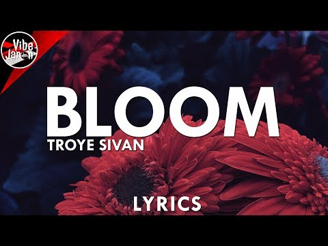 Troye Sivan - Bloom (Lyrics)